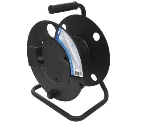 ProPlus Cable Reel Plastic Black