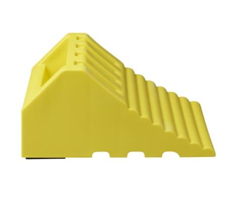 ProPlus Hjulkil med handtag plast L