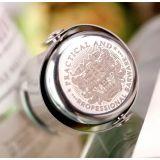 Luxe Champagnestopper set Wijn stopper Afdop set Zilver / 2 stuks /
