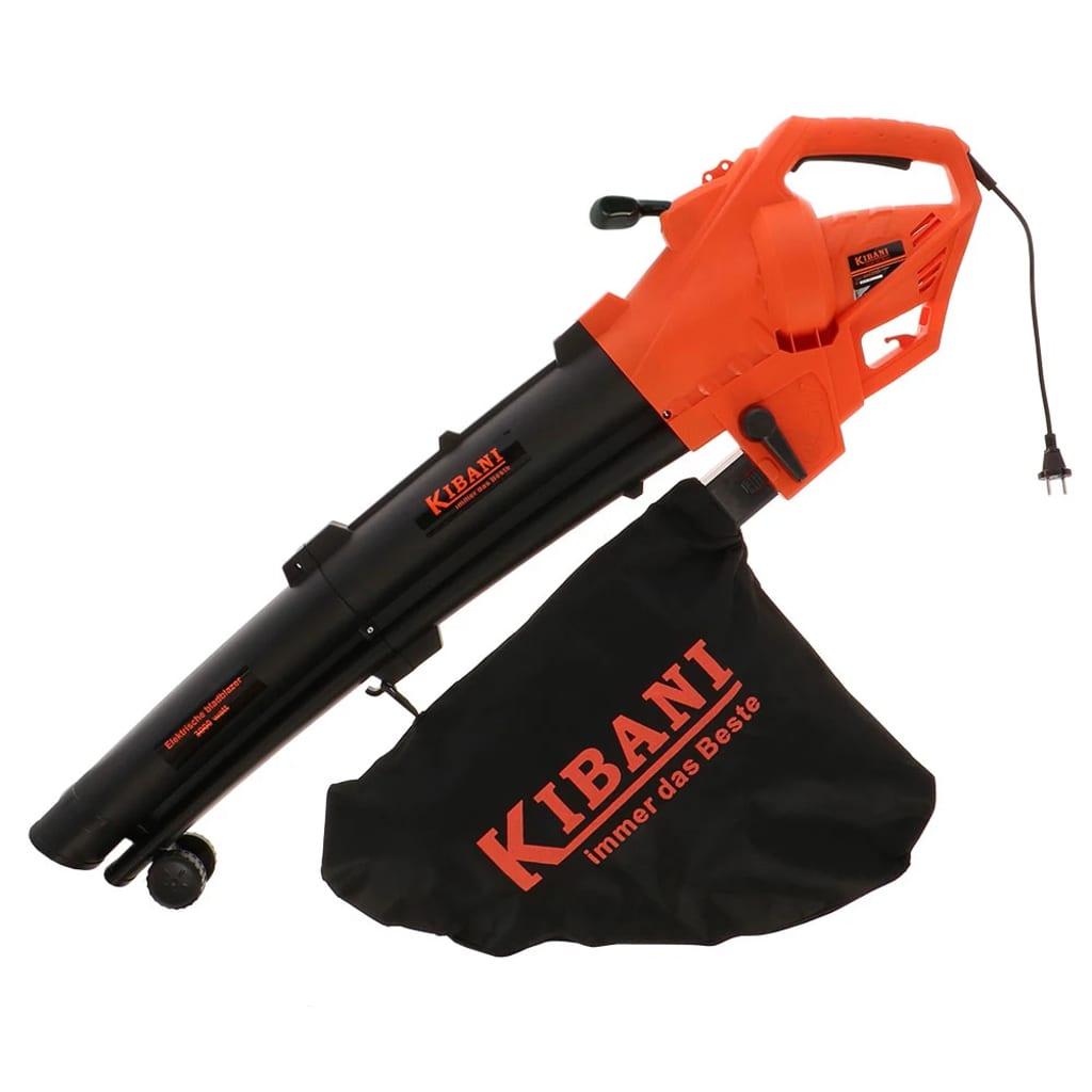 Afbeelding van Betaalbaarshoppen Kibani elektrische bladblazer 3000 watt