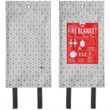 ELRO FB1500 Blusdeken 1.20m x 1.20m – Design Industrial Cubes – Grijs