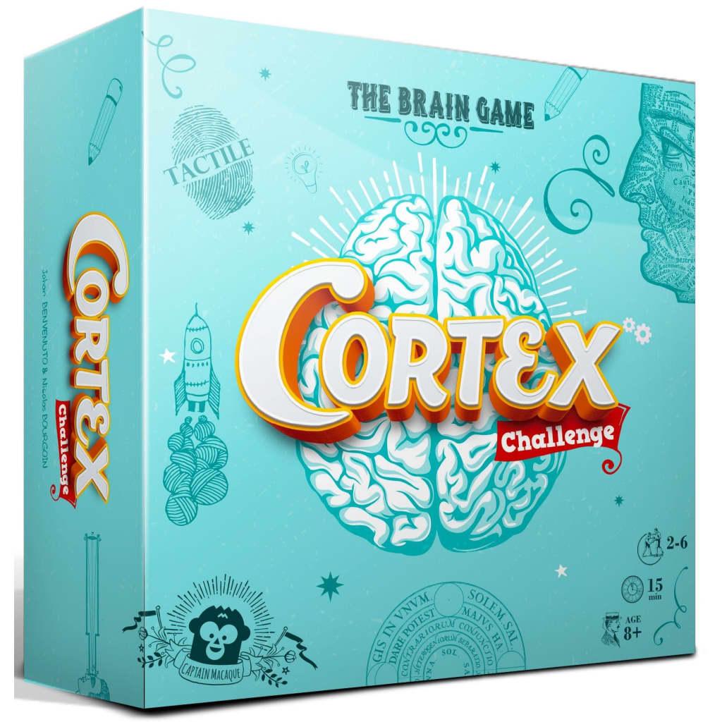 Afbeelding van Captain Macaque Cortex Challenge educatief spel