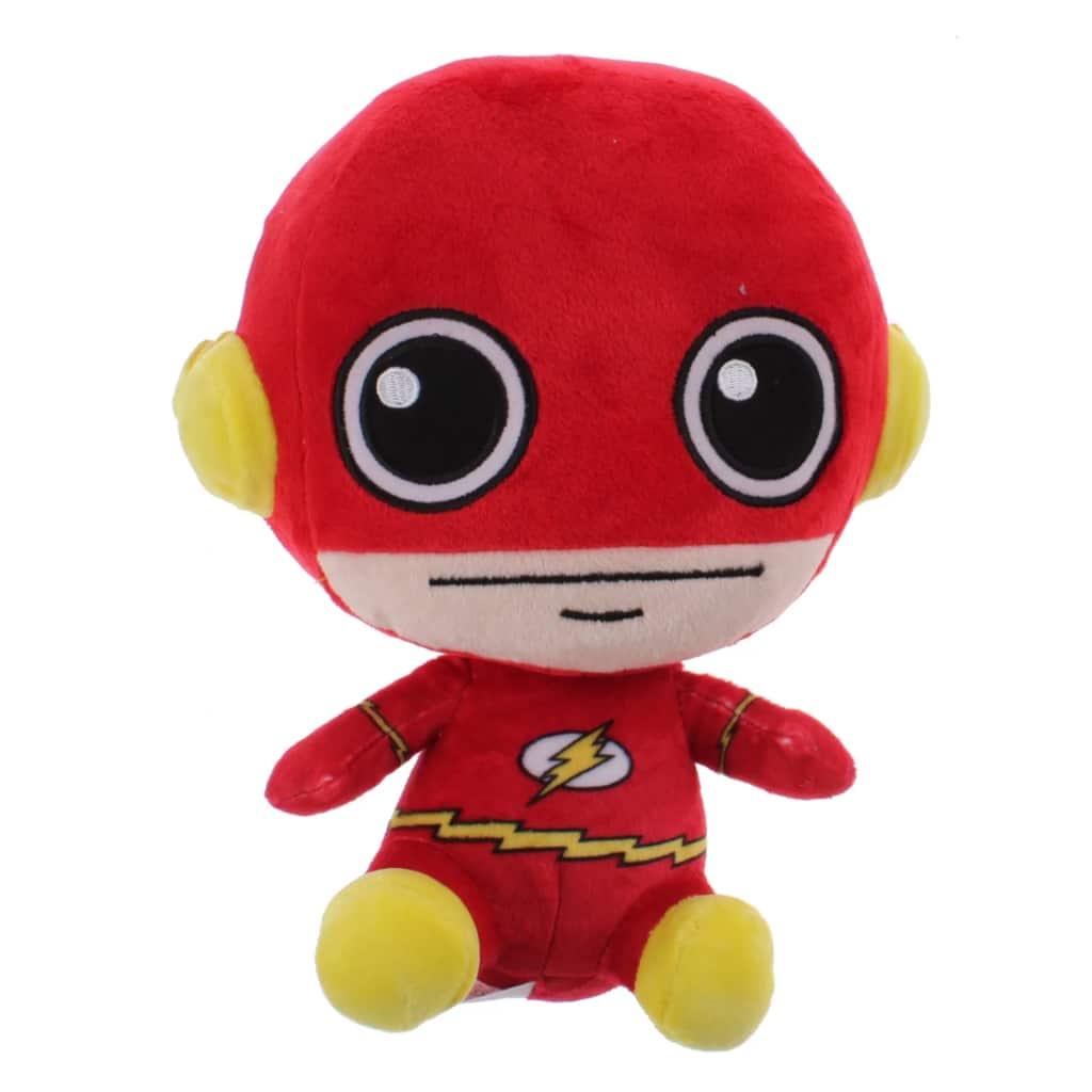 Afbeelding van DC Comics Gift knuffel Flash pluche 15 cm rood
