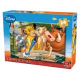 King legpuzzel The Lion King 24 stukjes