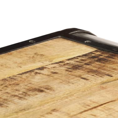 vidaXL Kavos staliukas, 100x50x35 cm, mango medienos masyvas[6/14]