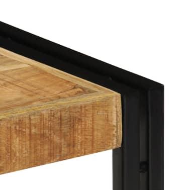 vidaXL TV omarica 90x30x40 cm trden mangov les[5/13]