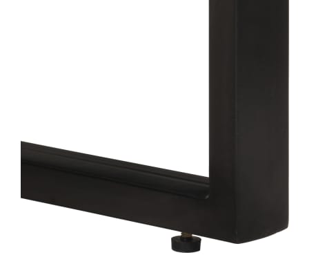 vidaXL Desk with 2 Drawers 110x50x77 cm Solid Sheesham Wood[8/13]