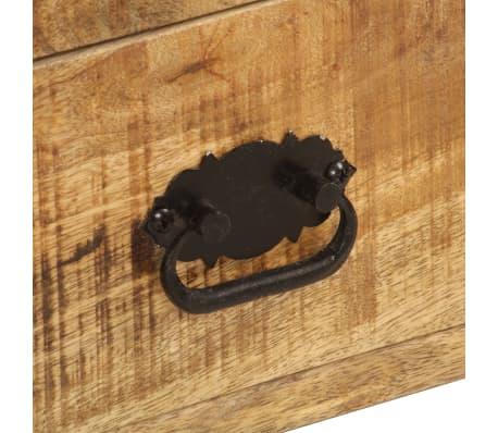 vidaXL TV Cabinet 120x35x45 cm Solid Mango Wood[8/15]