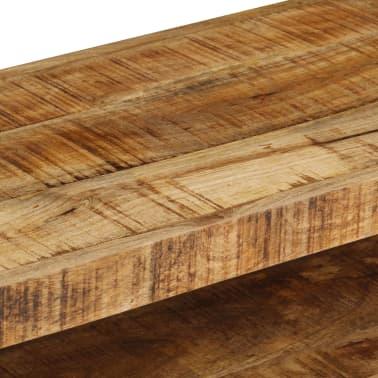 vidaXL TV Cabinet 120x35x45 cm Solid Mango Wood[5/15]
