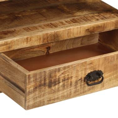 vidaXL TV Cabinet 120x35x45 cm Solid Mango Wood[6/15]