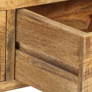 vidaXL TV Cabinet 120x35x45 cm Solid Mango Wood[7/15]