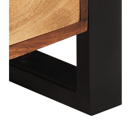 vidaXL Tv-meubel 120x35x45 cm massief sheeshamhout[10/14]