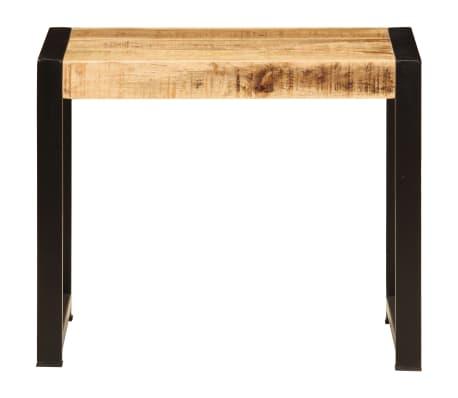 vidaXL Nesting Tables 3 pcs Solid Mango Wood[5/13]