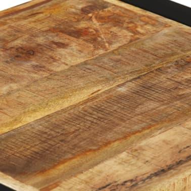 vidaXL Nesting Tables 3 pcs Solid Mango Wood[8/13]