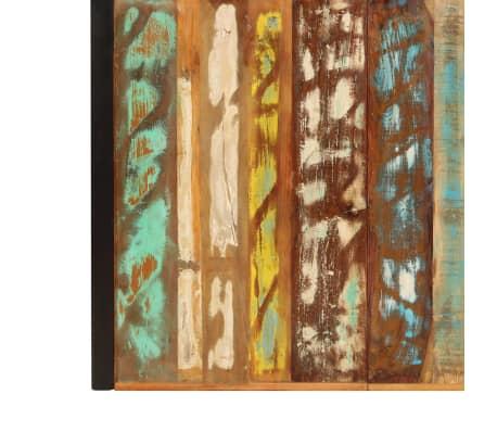 vidaXL Eettafel 180x90x75 cm massief gerecycled hout[5/11]