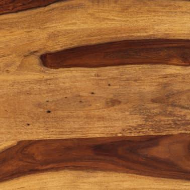 "vidaXL Dining Table 47.2""x23.6""x29.9"" Solid Sheesham Wood[6/12]"