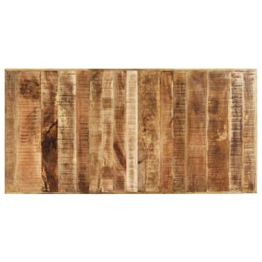 "vidaXL Dining Table 78.7""x39.4""x29.5"" Solid Mango Wood[4/11]"