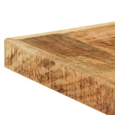 "vidaXL Dining Table 78.7""x39.4""x29.5"" Solid Mango Wood[5/11]"