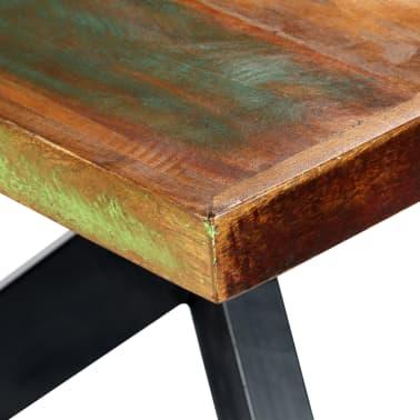 "vidaXL Dining Table 78.7""x39.4""x29.5"" Solid Reclaimed Wood[4/10]"