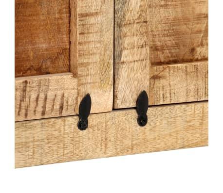 vidaXL Kredens, 100 x 40 x 175 cm, lite drewno mango[7/14]