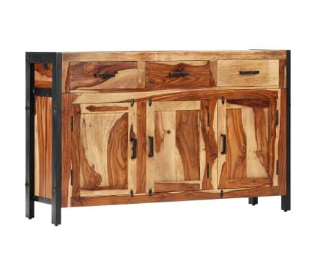 """vidaXL Sideboard 47.2""""x13.8""""x29.5"""" Solid Sheesham Wood"""