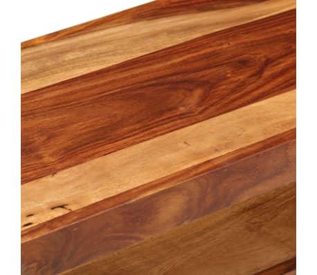 "vidaXL TV Cabinet 47.2""x11.8""x15.7"" Solid Sheesham Wood[7/11]"