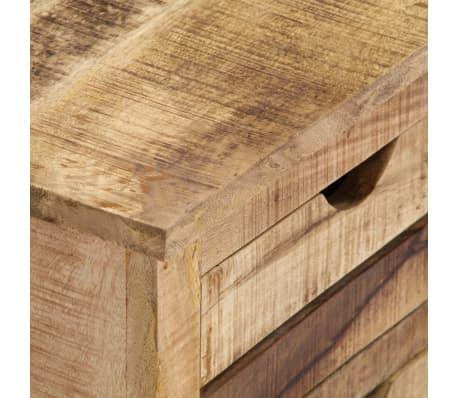 "vidaXL TV Cabinet 47.2""x11.8""x15.7"" Solid Mango Wood[5/14]"