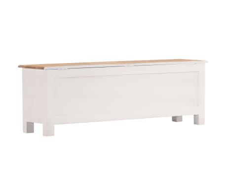 vidaXL Úložný box z akáciového dreva 120x30x40 cm[3/13]