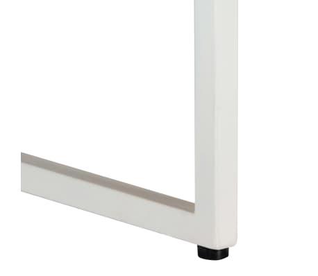 vidaXL Kavos staliukas, 110x110x36cm, mango medienos masyvas[5/12]
