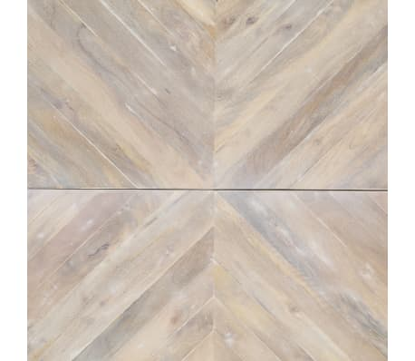 vidaXL Kavos staliukas, 110x110x36cm, mango medienos masyvas[7/12]