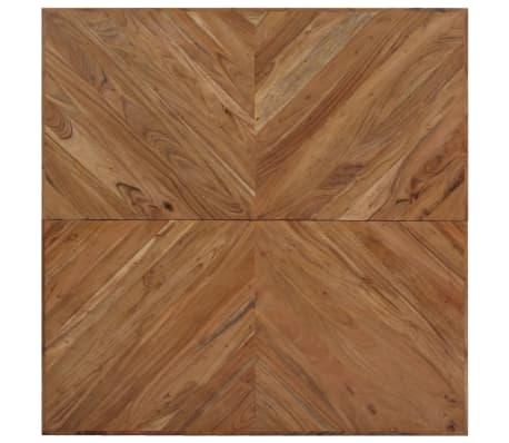 vidaXL Kavos staliukas, 110x110x36cm, akacijos med. masyvas[7/11]