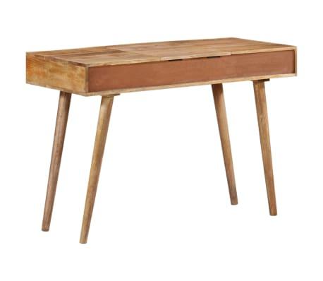 "vidaXL Dressing Table 44""x17.7""x29.9"" Solid Mango Wood[4/17]"