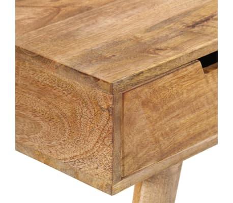"vidaXL Dressing Table 44""x17.7""x29.9"" Solid Mango Wood[6/17]"