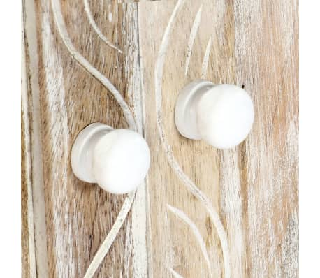 vidaXL Dulap lateral, 70 x 30 x 90 cm, lemn masiv de mango[6/11]