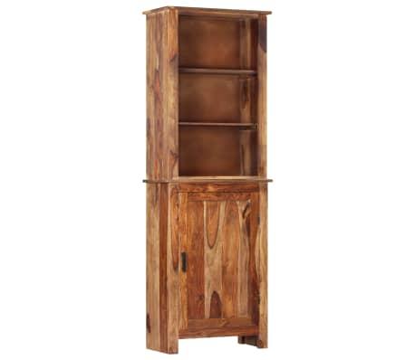 vidaXL Dulap înalt, 60 x 30 x 180 cm, lemn masiv de sheesham[13/14]