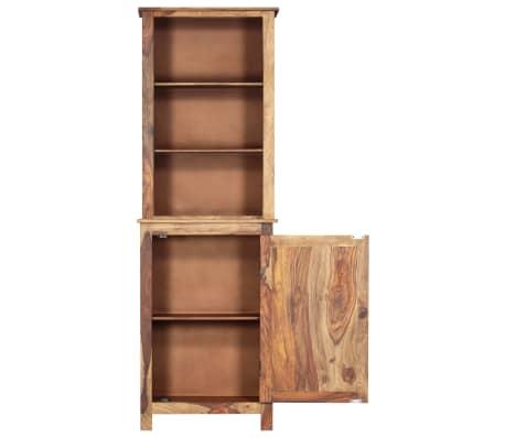 vidaXL Dulap înalt, 60 x 30 x 180 cm, lemn masiv de sheesham[3/14]