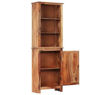 vidaXL Dulap înalt, 60 x 30 x 180 cm, lemn masiv de sheesham[4/14]