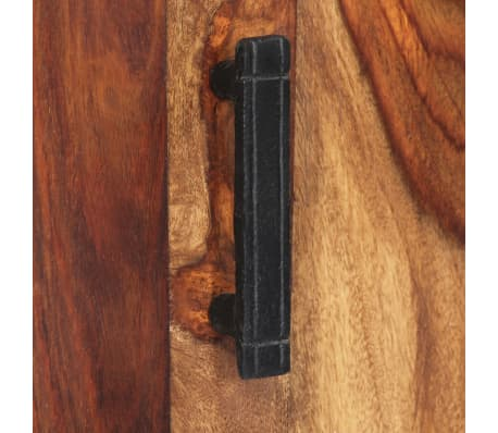 vidaXL Dulap înalt, 60 x 30 x 180 cm, lemn masiv de sheesham[9/14]