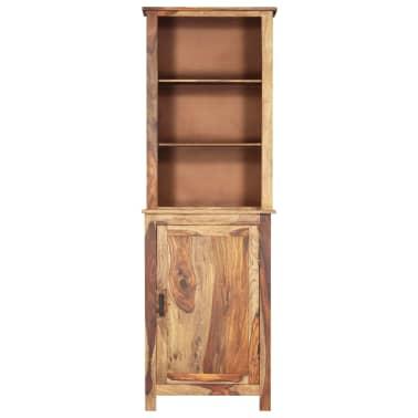 vidaXL Dulap înalt, 60 x 30 x 180 cm, lemn masiv de sheesham[2/14]