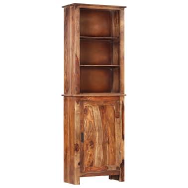 vidaXL Dulap înalt, 60 x 30 x 180 cm, lemn masiv de sheesham[14/14]