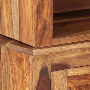 vidaXL Dulap înalt, 60 x 30 x 180 cm, lemn masiv de sheesham[8/14]
