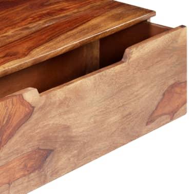 "vidaXL TV Cabinet 57""x11.8""x11.8"" Solid Sheesham Wood[5/12]"