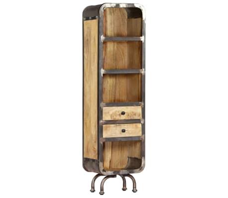 vidaXL Dulap înalt, 40x30x145 cm, lemn masiv de mango[12/13]