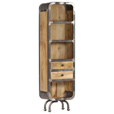 vidaXL Dulap înalt, 40x30x145 cm, lemn masiv de mango[10/13]