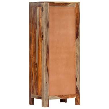 "vidaXL Drawer Cabinet 15.7""x11.8""x39.3"" Solid Sheesham Wood[4/13]"