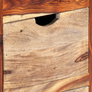 "vidaXL Drawer Cabinet 15.7""x11.8""x39.3"" Solid Sheesham Wood[7/13]"