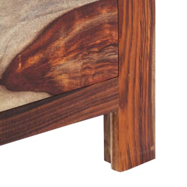 "vidaXL Drawer Cabinet 15.7""x11.8""x39.3"" Solid Sheesham Wood[8/13]"