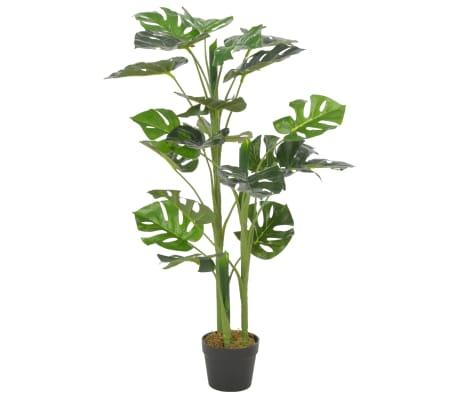 vidaXL zöld, cserepes mű könnyezőpálma 100 cm