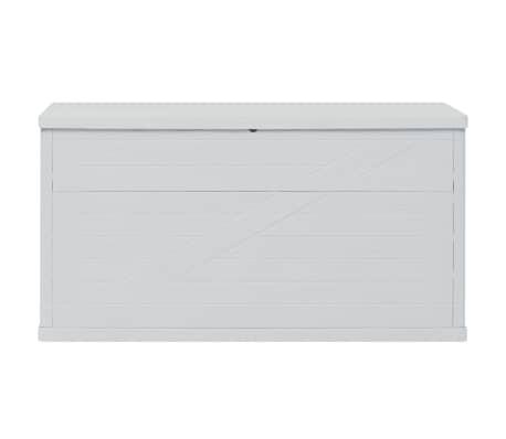 vidaXL Tuinbox 420 L lichtgrijs[4/10]