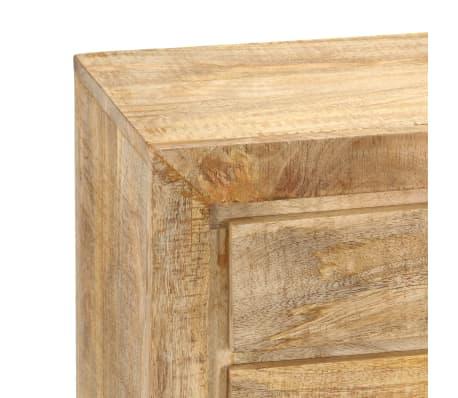 vidaXL Šoninė spintelė, 120x30x75cm, mango medienos masyvas[7/13]